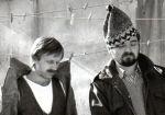 Jiří Dědeček a Jan Burian